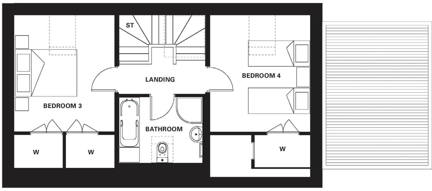 R2.5 Floor Plans